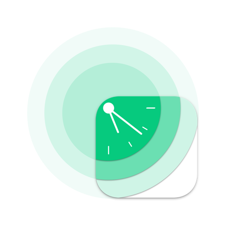 Clock Out App Icon