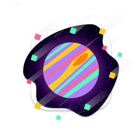 Planet Out App Icon